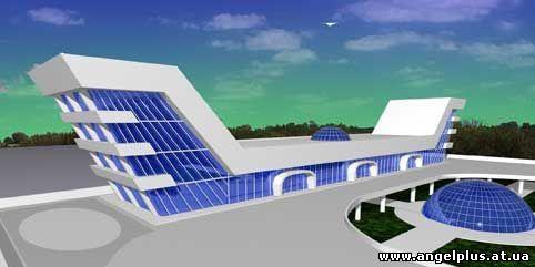 проект аэровокзала