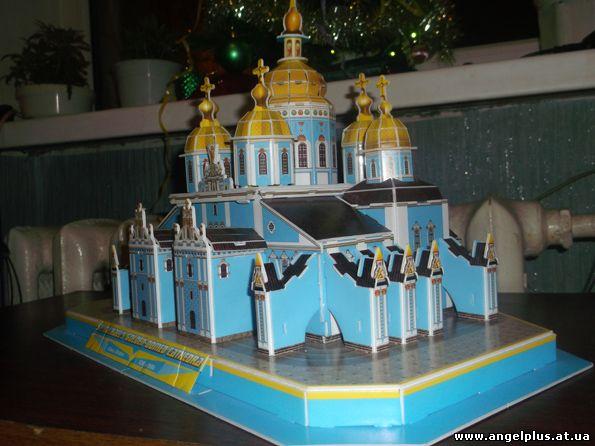 Строим церковь