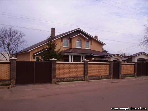 дом построен и заселён.