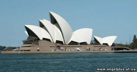 опеный театр в Сиднее