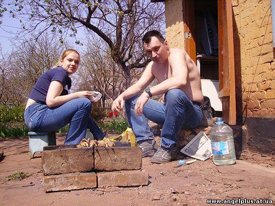 Оксана и Анатолий Рэмовы, 2006 год